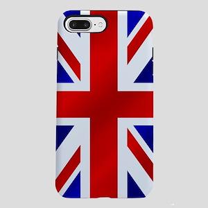 Union Jack UK Flag iPhone 7 Plus Tough Case