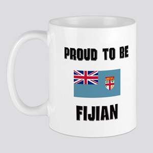 Proud To Be FIJIAN Mug