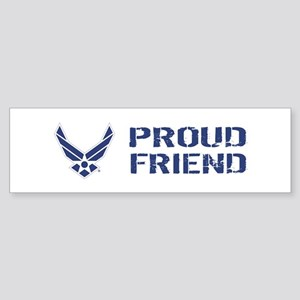 USAF: Proud Friend Sticker (Bumper)