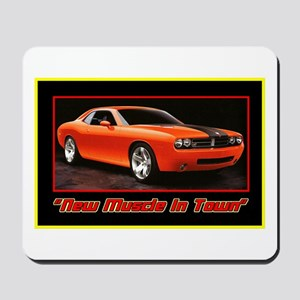 """New Muscle"" Mousepad"