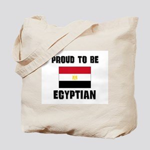 Proud To Be EGYPTIAN Tote Bag