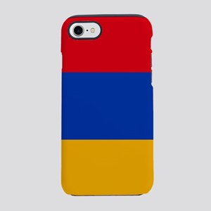 Flag of Armenia iPhone 8/7 Tough Case