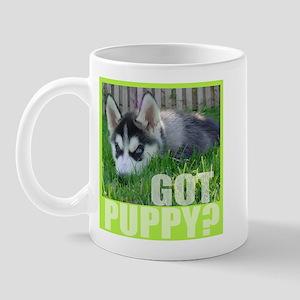 Got Puppy Mug