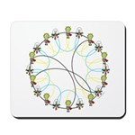 Small World Networks Mousepad