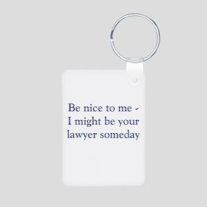 Lawyer Someday Keychains