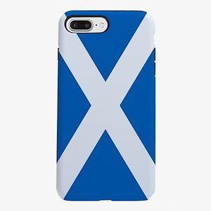 Scottish Flag iPhone 7 Plus Tough Case