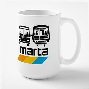 MARTA Large Mug