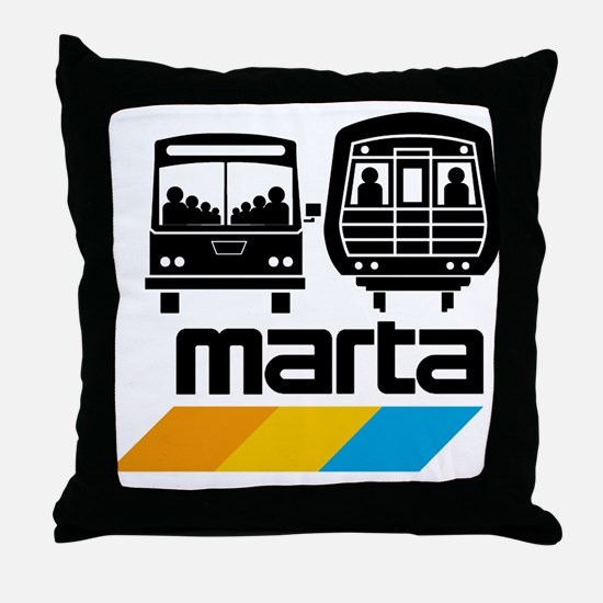 MARTA Throw Pillow