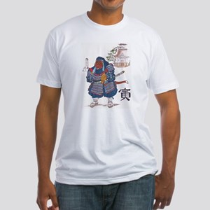 Year of the Tiger Fitted T-Shirt