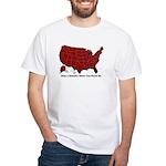 Beautiful World White T-Shirt