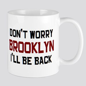 brooklyn back 11 oz Ceramic Mug