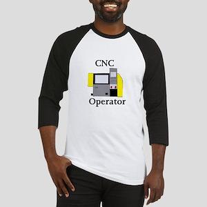 CNC Opertor Programmer Design Baseball Jersey