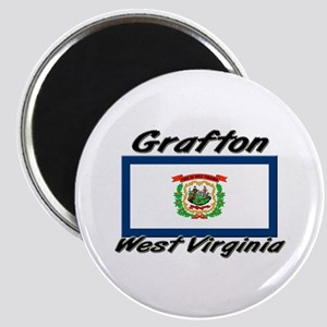 Grafton West Virginia Magnet