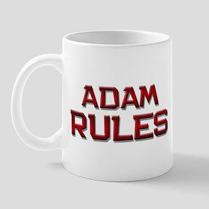 adam rules Mug