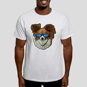 Papillion Ash Grey T-Shirt
