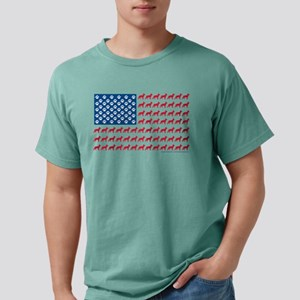 Patriotic German Shepherd T-Shirt