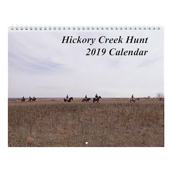 2019 Hch Wall Calendar