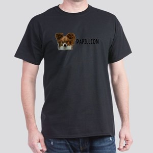 Papillion Black T-Shirt