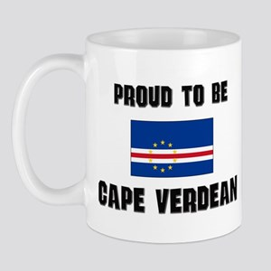 Proud To Be CAPE VERDEAN Mug
