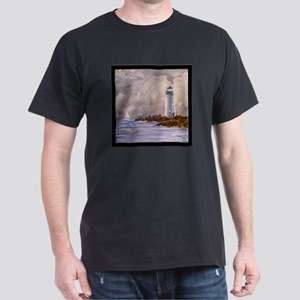 Santa Cruz Lighthouse Dark T-Shirt
