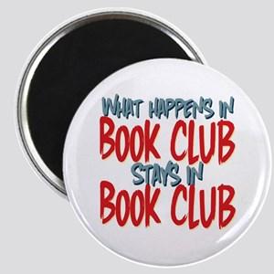What Happens In Book Club Magnet