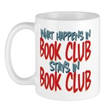 What Happens In Book Club Mug