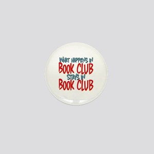 What Happens In Book Club Mini Button
