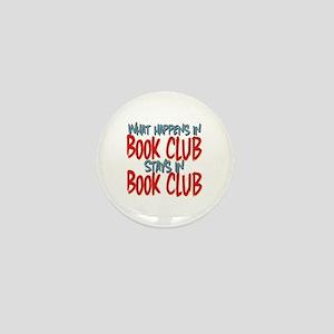 What Happens In Book Club Mini Button