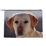 Labrador Retriever Makeup Bag