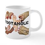 Footaholic Design 20 oz Ceramic Mega Mug