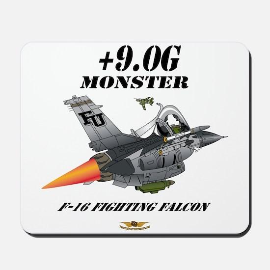 9G Monster Mousepad