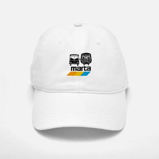 MARTA Baseball Baseball Cap