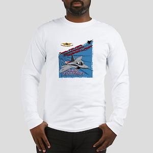 F-22 #1 Long Sleeve T-Shirt
