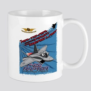 F-22 #1 Mug