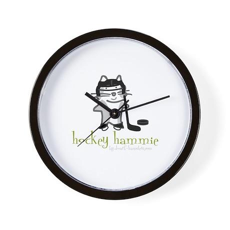 Dwarf Hamster Wall Clock
