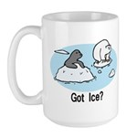Global Warming Large Mug