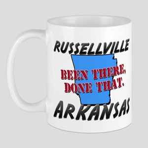 russellville arkansas - been there, done that Mug