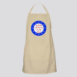 PWD First Dog BBQ Apron