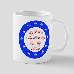 PWD First Dog Mug