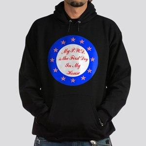 PWD First Dog Hoodie (dark)