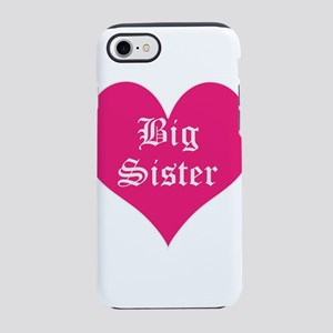 Big Sister, heart, iPhone 8/7 Tough Case