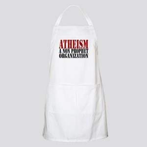 Atheism BBQ Apron