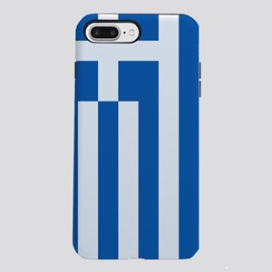 Flag of Greece iPhone 7 Plus Tough Case