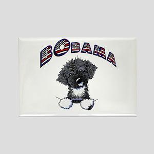 BObama 1st Dog PWD Rectangle Magnet