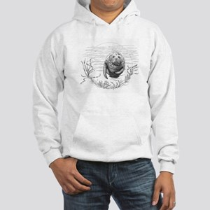Manatee Hooded Sweatshirt