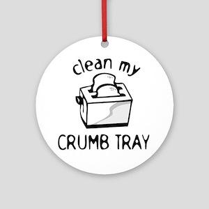 Toaster Kitchen Cook Humor Ornament (Round)