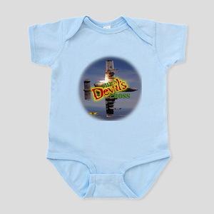 Devil's Cross Infant Bodysuit