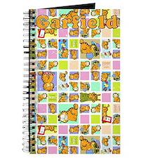 Classic Garfield Squares Journal