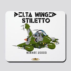Mirage 2000D Mousepad