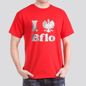 I Polish Eagle Bflo Dark T-Shirt
